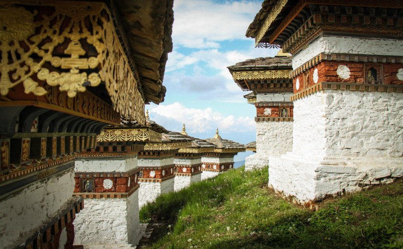 An Unpublished Photologue of<B>Bhutan</B>.