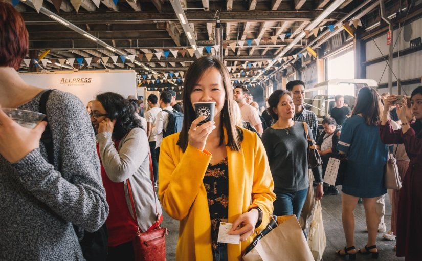 New Zealand Coffee Festival 2018#NZCF