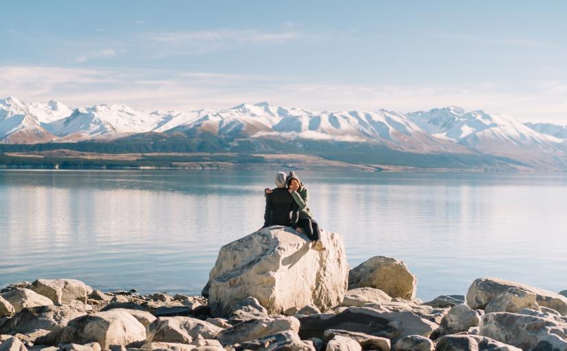 Lake Tekapo x MountCook